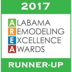 AREA Award Runner Up 2017