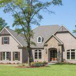 Alfred Saliba Construction-Custom Home Front Exterior