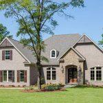 Alfred Saliba Construction-Custom Home Front Exterior 2