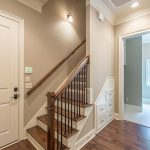 Alfred Saliba Construction-Custom Home staircase