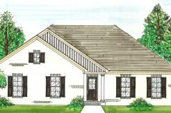 117 Litchfield Color Rendering