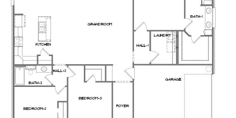 661 Magnolia Floor Plan