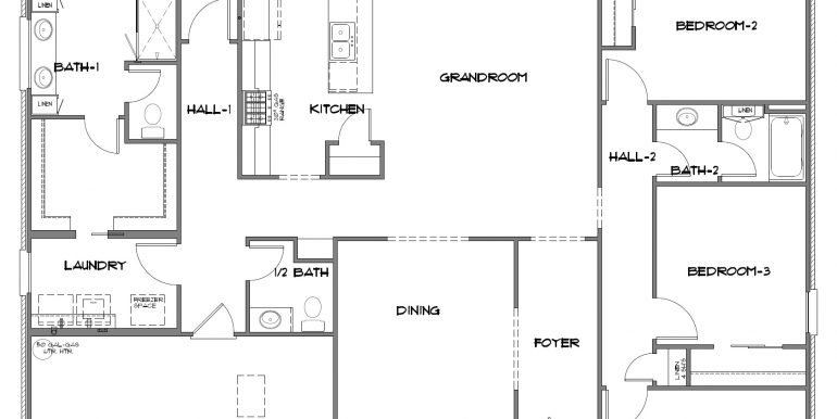 110 Scarlet Oak Floor