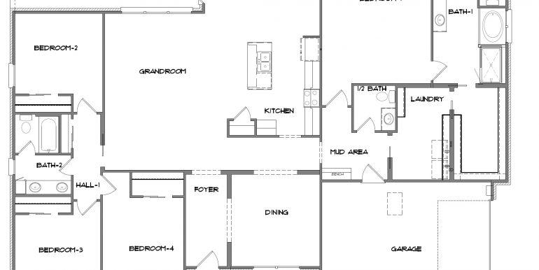 119 Bozeman Floor